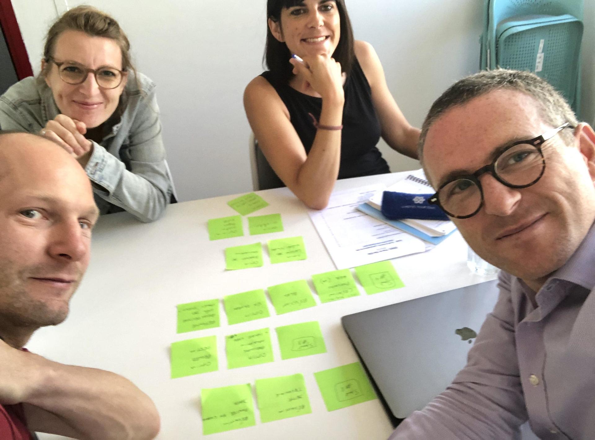 lean startup ux design scaled